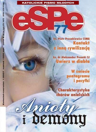 eSPe 77 (2/2007) ANIOŁY I DEMONY
