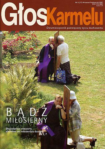 Bądź miłosierny nr 5 (2007) wrzesieł-październik