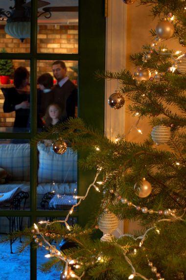 zamknięte drzwi Bożego Narodzenia