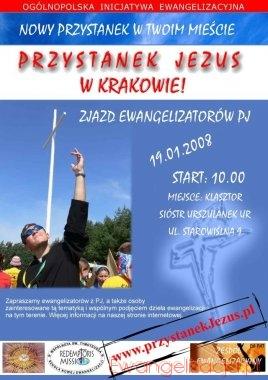 Przystanek Jezus w Krakowie