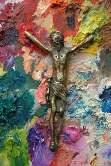 Krzyż wymyślili ludzie