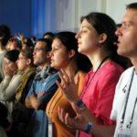 Modlitwa i współpraca z innymi wyznaniami chrześcijałskimi, z żydami i muzułmanami