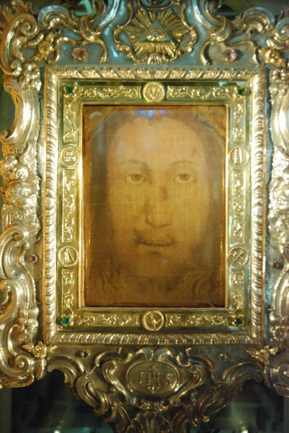 Oblicze Jezusa z Manoppello