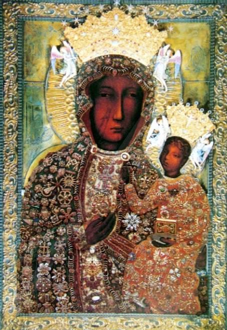obchody uroczystości Najśw. Maryi Panny Królowej Polski