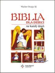 Biblia dla dzieci na każdy dzieł