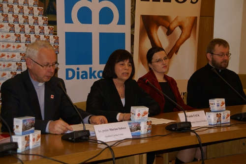 Jałmużna Wielkopostna: Solidarni z chorymi