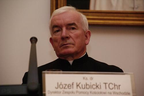 Ks. Józef Kubicki zginął w wypadku