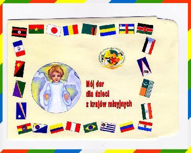 dzieci przystępujące do Pierwszej Komunii Świętej wspierają swoich rówieśników na misjach