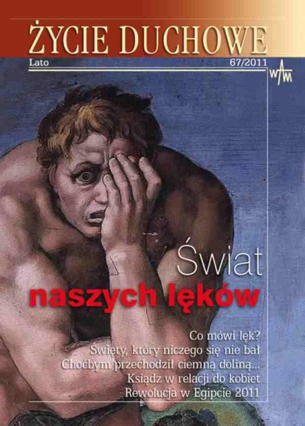 Ufność zamiast bojaźni i drżenia,   Jacek Prusak SJ