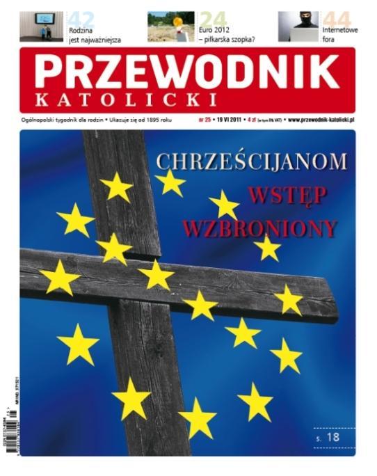 Witajcie w chrześcijańskiej Europie