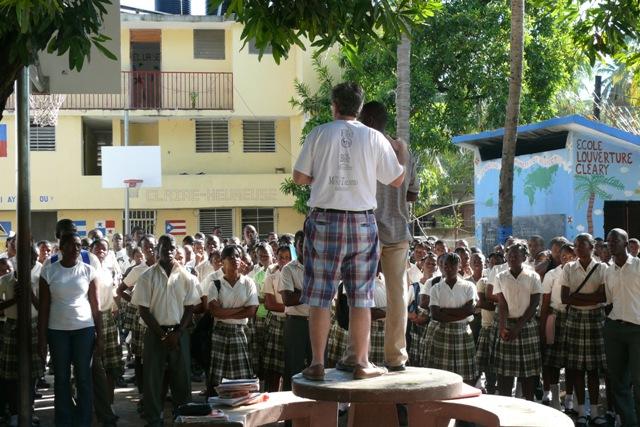 Pomoc dla Haiti dwa lata po tragedii