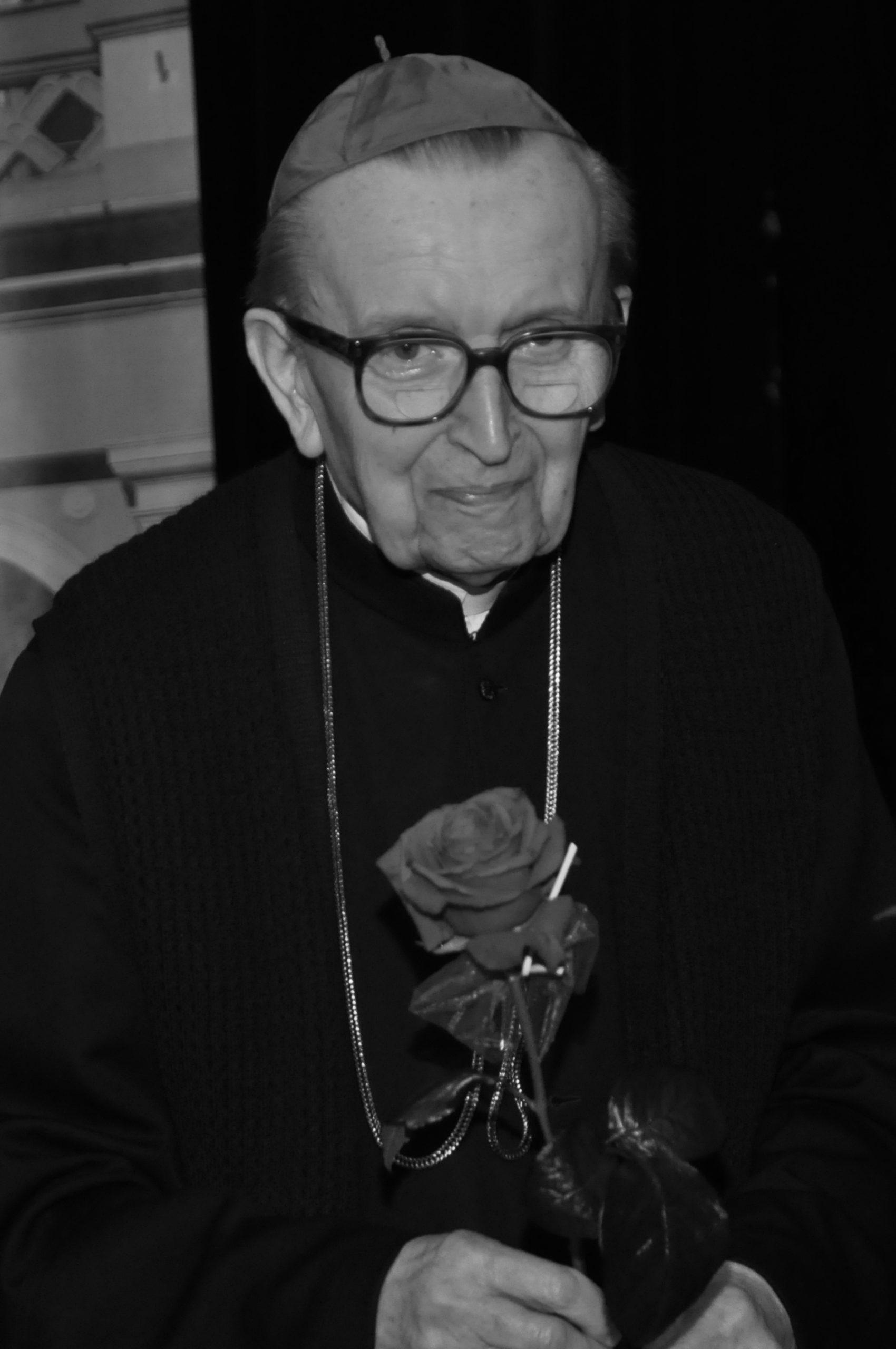 Zmarł Ksiądz Biskup dr Edward Materski