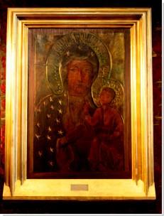 Józef Chełmoński, malarz kopii Jasnogórskiego Obrazu