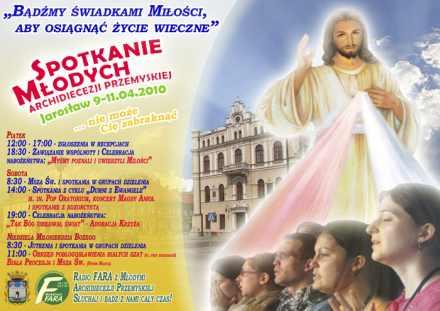 Światowy Dzień Młodzieży w polskich diecezjach