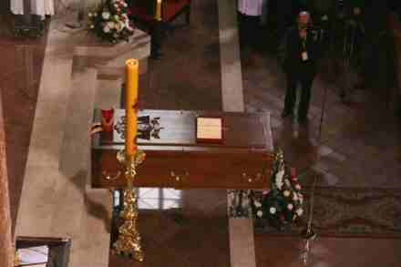 Ciało abp. Mariana Przykuckiego spocznie w krypcie arcybiskupów
