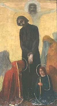 Święty Andrzej Bobola  od Cudu nad Wisłą