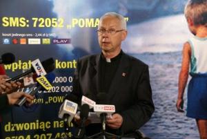 Caritas pomoc dla powodzian