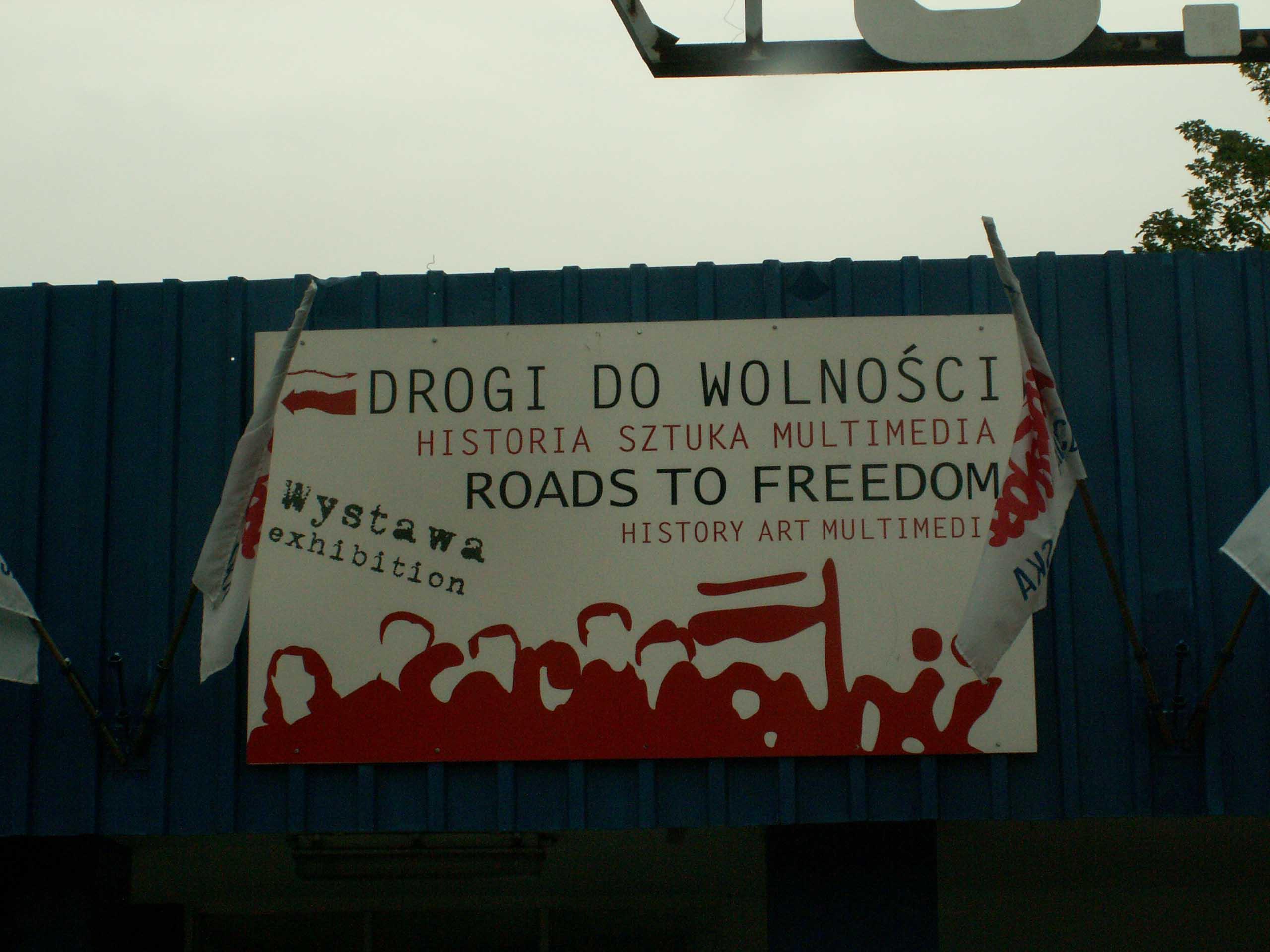 Drogi do Wolności