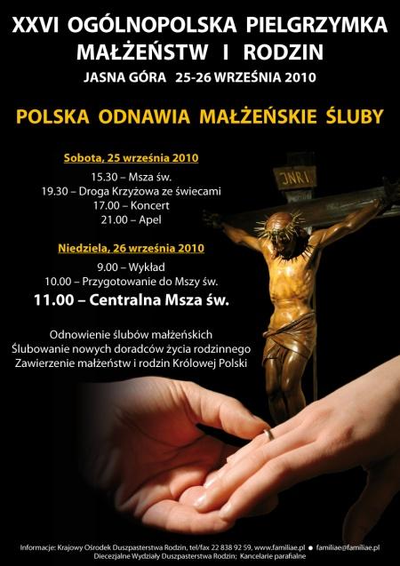 Polska odnawia śluby małżeńskie