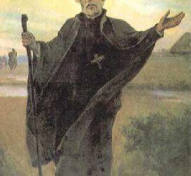 [cft format=0] Andrzej Bobola, SJ herbu Leliwa (ur. 30 listopada 1591 w Strachocinie k. Sanoka, zm. 16 maja 1657 r. w Janowie Poleskim) – polski duchowny katolicki, jezuita, misjonarz, kaznodzieja, […]