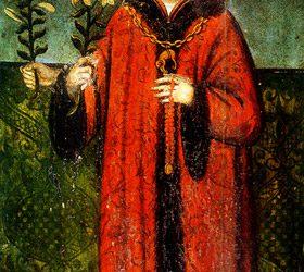 [cft format=0] Święty Kazimierz Jagiellończyk królewicz (ur. 3 października 1458 na Wawelu, zm. 4 marca 1484 w Grodnie) – święty Kościoła katolickiego, patron Rzeczypospolitej Obojga Narodów. Życiorys Urodził się jako […]