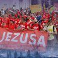 <p>Marsz dla Jezusa przejdzie ulicami Gdańska.</p> <p>W sobotę o godz. 14:00, z placu przy Pomorskim Urzędzie Wojewódzkim, wyruszy pokojowy Marsz dla Jezusa. Na jego trasie organizatorzy zaplanowali kilka postojów, podczas których zabiorą głos przedstawiciele zaangażowanych w pochód kościołów. Stacją końcową …</p>