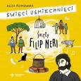<p>Eliza Piotrowska</p> <p>Święty Filip Neri</p> <p>195 x 195 mm, 48 stron, oprawa twarda, ISBN 978-83-7516-792-4</p> <p>Cena 20, 00 zł</p> <p>Kolejna opowieść z serii Święci uśmiechnięci – tym razem o Filipie Neri, który lubił muzykę, miał ogromne poczucie humoru i niezwykły …</p>