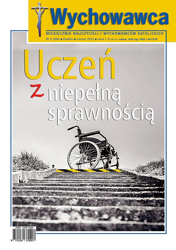 Akceptacja uczniów niepełnosprawnych w klasach integracyjnych