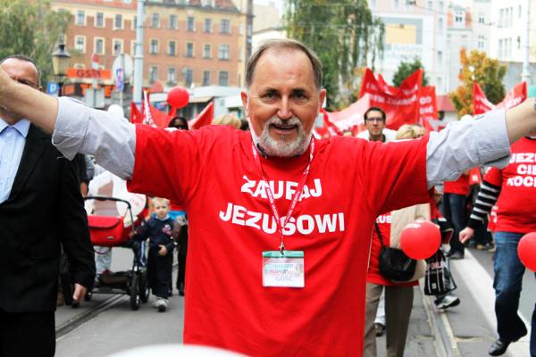 Marsz dla Jezusa przejdzie ulicami Krakowa