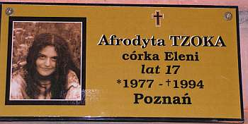 Afrodyta Tzoka, córka znanej piosenkarki Eleni