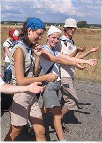 Wakacje z Bogiem, pielgrzymka - zdjęcie wikipedia - Salezjańska Pielgrzymka Ewangelizacyjna, 2006r. ,fot. Jola Wolsztyn