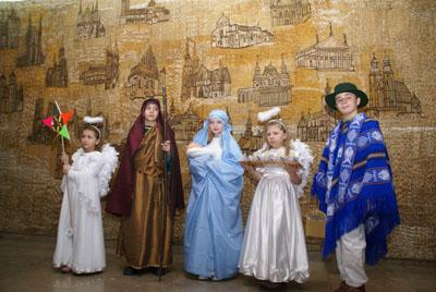 Dzieci z Polski - dzieciom z Peru     Kolędnicy Misyjni 2007