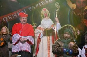 Spotkanie z księdzem Kardynałem Stanisławem Dziwiszem