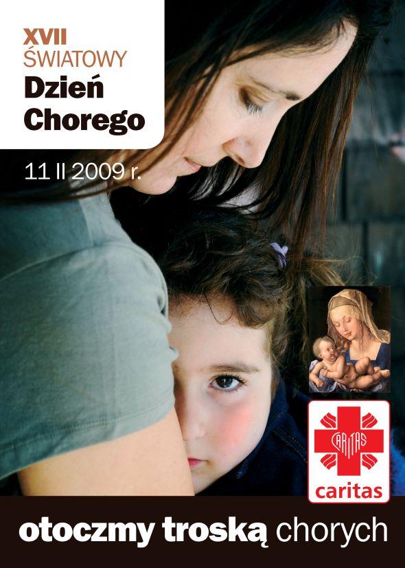 Dzieł Chorego 2009 - plakat