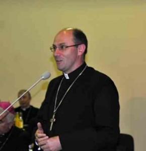Biskup Wojciech Polak