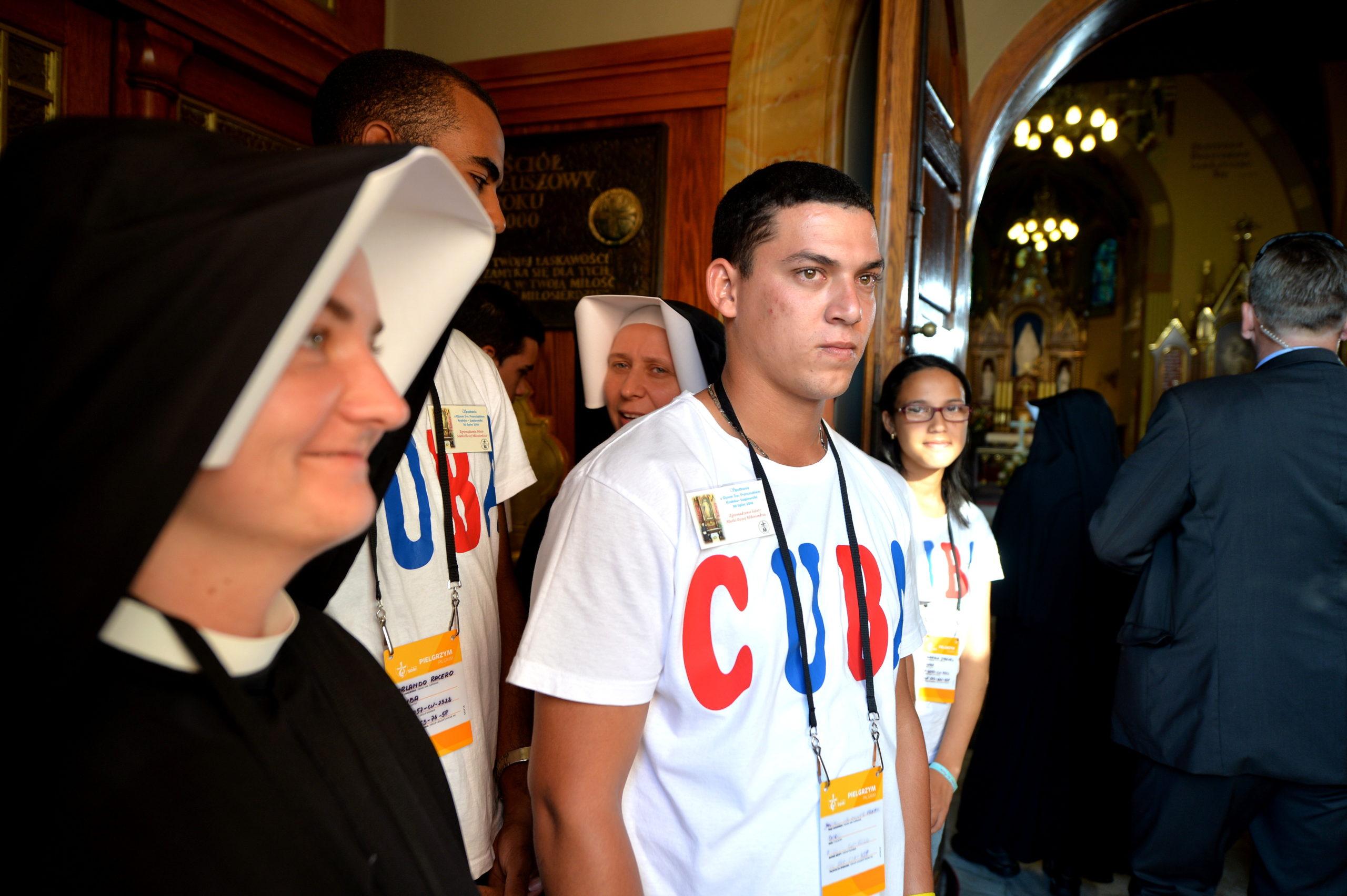 Papiez Franciszek w Sanktuarium Bożego Miłosierdzia, 30 VII 2016, 29 VII 2016